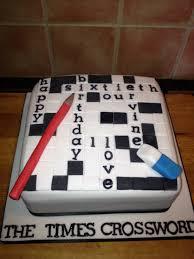 Christmas Tree Type Crossword by Crossword Cake Crossword Theme Pinterest Cake Sugar Monkey