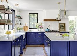 Kitchen Decor And Design On Olive Trees