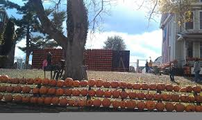 Kenova Pumpkin House by Kenova Mapio Net