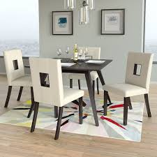 Corliving Bistro White Leatherette Dining Chairs, (Set Of 2) | The ... Lofty Inspiration Round Ding Table Set For 2 Fresh Small Kitchen Corliving Bistro Pewter Grey Chairs Of The Home Sunny Designs Homestead And Chair For Two Sparks Coaster Dinettes Casual 3 Piece Value City Liberty Fniture Lucca 535dr52ps Formal 5 Pedestal Decenthome Light Gold Metal Seat Medium Size Of Owingsville Rectangular Room 6 Side D58002 Primo Intertional Hyde Counter Height Illinois Tone Large 72 With 8 Dunes Reclaimed Wood Ding Chairs Set Two By The Orchard Winsome Lynden Stackable Outdoor