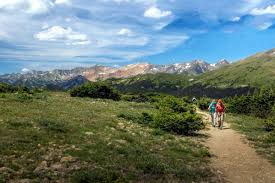 100 Rocky Mountain Truck Driving School Alpine Tundra Ecosystem National Park US