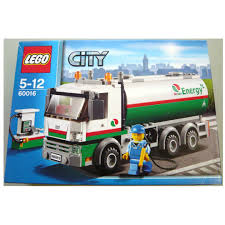 100 Lego City Tanker Truck LEGO 60016 MISB 60017 60097 60183