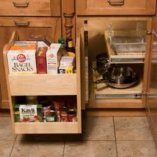 Blind Corner Base Cabinet Organizer by Blind Corner Cabinet Organizer With Base Organizers Kitchen And