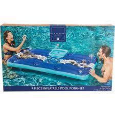 100 Kd Pool WANDERLUST COLLECTIVE Inflatable Pong Set Save 33