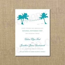 Simple Beach Wedding Invitations Siudynet