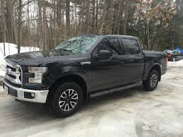 17 Inches Wheels On 2015 F150 Lariat 4x4? - Ford F150 Forum ...