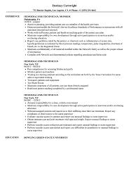 Download Hemodialysis Technician Resume Sample As Image File