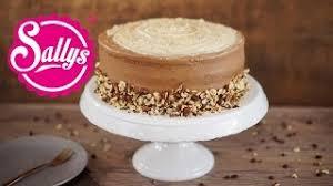 haselnuss latte macchiato torte mit nutellacreme sallys welt