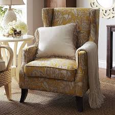 alec wing chair alec gray trellis wing chair pier imports