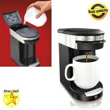 Coffee Maker Single Serve Machine Personal Cup Brewer Melitta