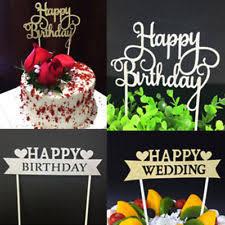 1pc Mr Mrs Bride Groom Wedding Love Cake Topper Party Favors Decor