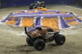 100 Monster Truck Show Miami Jam Returning To Arena With 40 Truckloads Of Dirt