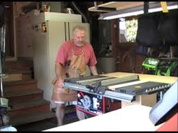 woodworking shop set up for small spaces part 1 youtube