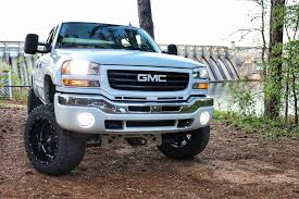 My Duramax With McGaughys Lift. Don't See Too Many McGaughys On This ...