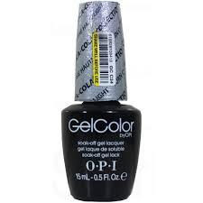 OPI Gel Color Turn The Haulte Light By OPI Gel Color GCC34