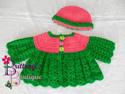 britteny off the hook updated baby u0027s fancy shell sweater