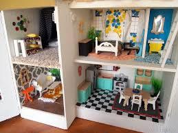 Barbie Living Room Furniture Diy by Diy Dollhouse Living Room And Kitchen Miniature Furniture