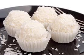boule de coco recette gâteau facile