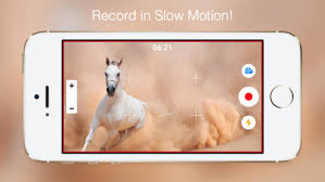 SlowCam brings slow motion video recording to every iOS device
