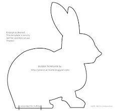 Printable Bunny Ears Hat Template Free Easter Templates Flybymediaco