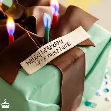 Write Name on Cake Birthday Gift Cake With Name