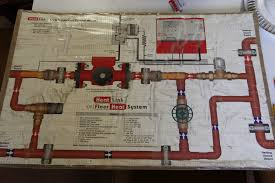 Hydronic Radiant Floor Heating Supplies by Installing A Water Boiler The Journey Johnny D Blog