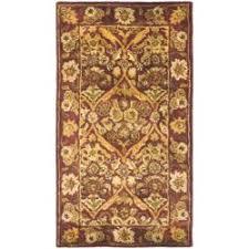 Red Wine On Wool Carpet by Safavieh Handmade Heritage Wine Red Wool Rug 6 U0027 X 9 U0027 Free