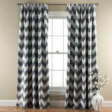Walmart Mainstays Chevron Curtains by Coffee Tables Gray Chevron Curtains Gray Chevron Blackout