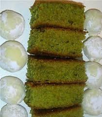 cake a la pate de pistache moelleux à la pistache gourmandise quand tu nous tiens la