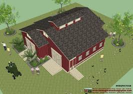 6 X 8 Gambrel Shed Plans by Nami June 2015