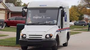 AM General USPS Mail Truck   Motor1.com Photos Post Office Jobs And How To Find One Video California Post Office Thieves Steal Mail Trucks Lead Usps Mail Truck Stock Photo Royalty Free Image 24894562 Alamy Grumman Llv For Sale 5000 Offtopic Discussion Forum Mahindras Protype Spotted Stateside 3d Model Cgstudio Why Rental Might Be Harder To Find In December The Wikipedia Trial Getting Under Way Truck Corruption Michigan Radio Us Postal Service We Dont Have Obey Traffic Laws Amazoncom Toywonder 1 Toys Games