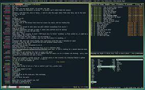 Best Tiling Window Manager 2015 by Let U0027s Rice Together Show Us Your Desktops Linux Level1techs