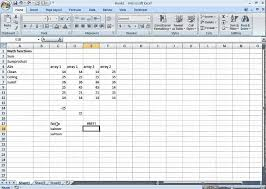 Excel Floor Ceiling Functions by Excel Abs Clean Ceiling Functions Youtube