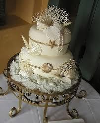 155 Best Pasteles De Boda Images On Pinterest Decorated Cookies Elegant Beach Birthday Cake