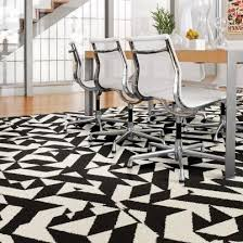 spokes black carpet tiles