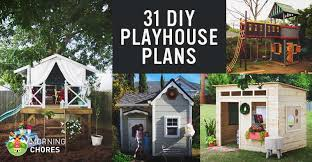31 free diy playhouse plans to build for your kids u0027 secret hideaway