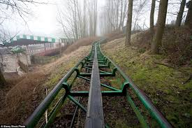 Halloween Theme Park Uk by Camelot Theme Park Now Lies Abandoned And Looks Like A Horror
