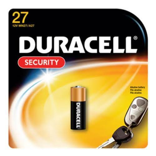 Duracell Security Battery - 12V