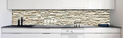 küchenrückwand steinwand hell premium hart pvc 0 4 mm selbstklebend direkt auf die fliesen größe materialprobe a4