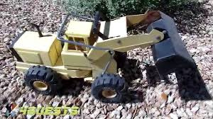 TONKA FRONT LOADER (Old Vintage 70s, Metal) - YouTube Tonka Trucks Toysrus Vintage Toys Lifeguard Jeep Hey Kiddo Pinterest Amazoncom Classic Steel Mighty Dump Truck Ffp Toys Games Tough Flipping A Dollar Green Metal Van Truck Toy Yellow Striped Cars Truckspressed For Sale Ioffer Haul Metal 1999 Awesome Collection From Vehicle Play Vehicles Toy Amazoncouk 34 Best Old For Sale Images On Antique Retro Quarry John Deere 21 Big Scoop