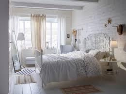 verspieltes helles schlafzimmer einrichten ikea deutschland
