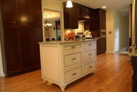 hardwood flooring in kitchen remodel bank new jersey