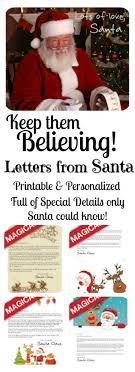 25 unique Free santa letters ideas on Pinterest