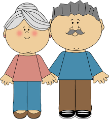 Grandparents Clip Art Image