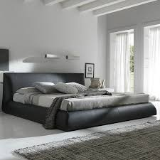 Shop Rossetto USA Coco Brown King Platform Bed at Lowes