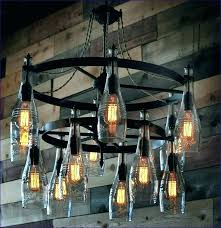 Rustic Outdoor Chandelier Wrought Iron Full Size Of Living Barnwood