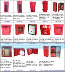 Recessed Fire Extinguisher Cabinet Detail by Fire Hose Cabinet With Window Stainless Steel Hose Cabinet View