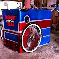 Lowrider Ice Cream Cart, Made With Our Pneumatics By Blackout Signs ...