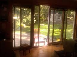 Pella screen door and window screen repairs