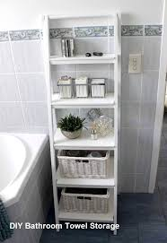 DIY Bathroom Towel Storage Ideas #storage | Furniture | Small ... Elegant Storage For Small Bathroom Spaces About Home Decor Ideas Diy Towel Storage Fniture Clever Bathroom Ideas Victoriaplumcom 16 Epic Master Cabinet Aricherlife Tower Little Pink Designs 18 Genius 43 Minimalist Organization Deocom Rustic 17 Brilliant Over The Toilet Easy Hack Wartakunet